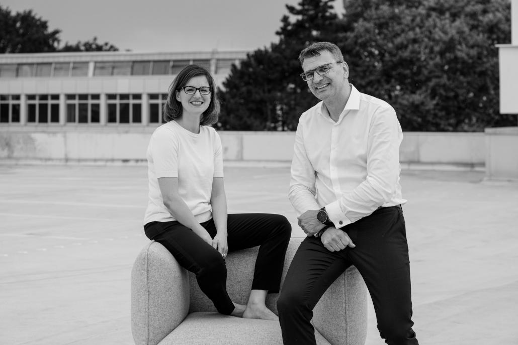 Katharina Himmerich und Thomas Brodowski // 2bessential GmbH