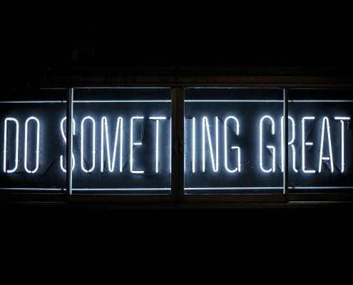 Digital Leadership - do something great